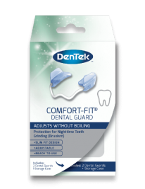 DenTek Comfort Fit Dental Guards 2 Pack