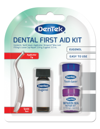 DenTek First Aid Kit