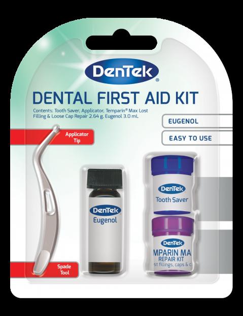 DenTek First Aid Kit