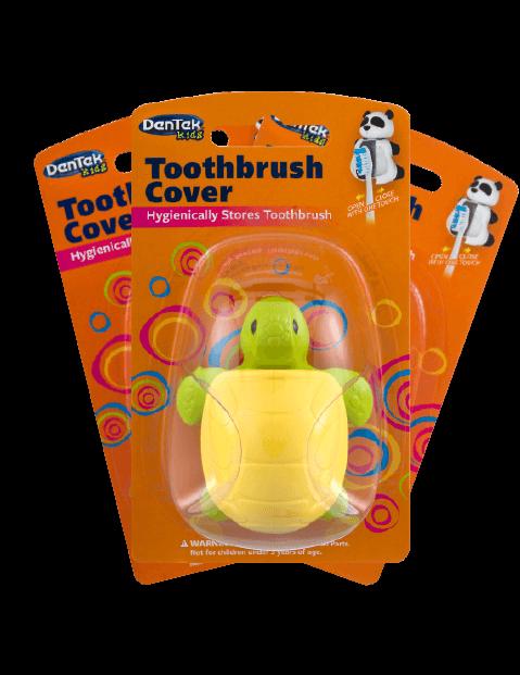 DenTek Kids Toothbrush Cover Holder