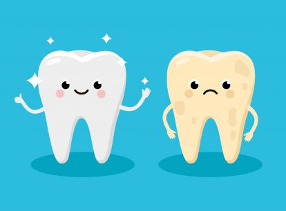 What causes yellow teeth and how can you make them whiter?